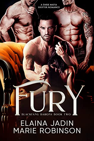 Fury by Elaina Jadin