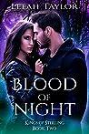 Blood of Night (Kings of Sterling #2)