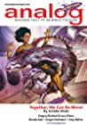 Analog Science Fiction and Fact November/December 2020 (Vol 140, Nos. 11 & 12)