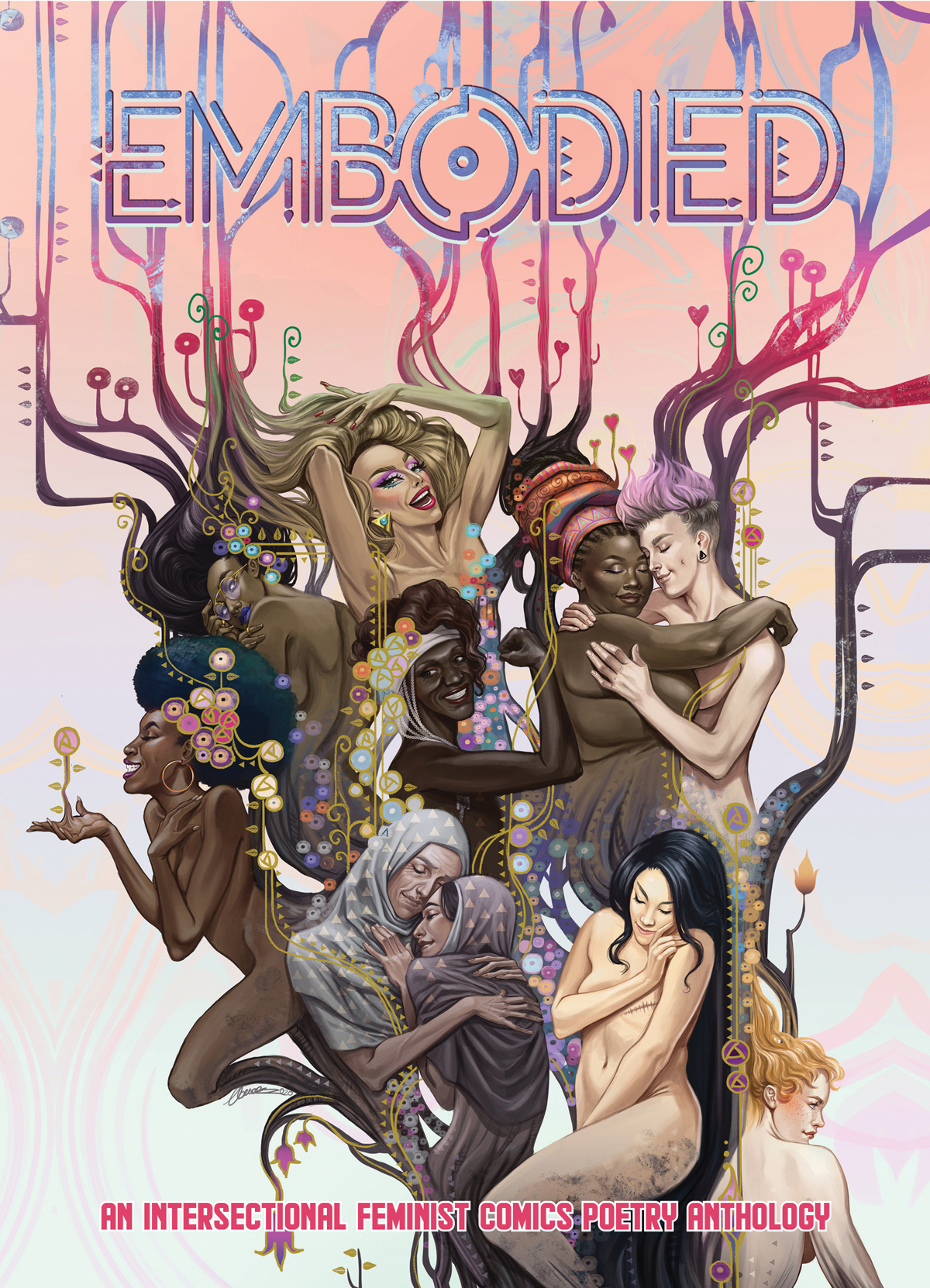 Embodied: An Intersectional Comics Poetry Anthology
