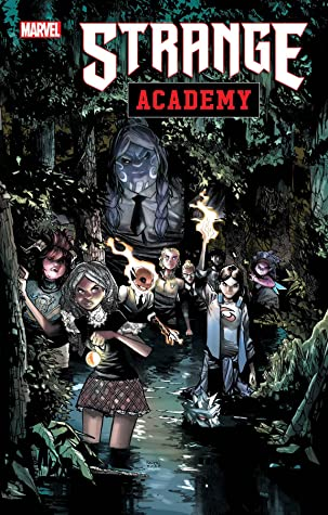 Strange Academy #5 by Skottie Young