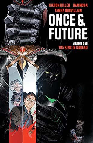 Once & Future, Vol. 1: The King is Undead
