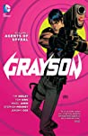 Grayson, Volume 1 by Tim Seeley
