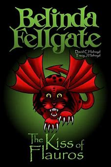 Belinda Fellgate by David C. Holroyd