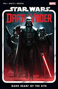 Star Wars: Darth Vader by Greg Pak, Vol. 1: Dark Heart of the Sith