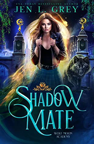 Shadow Mate (Wolf Moon Academy, #1)