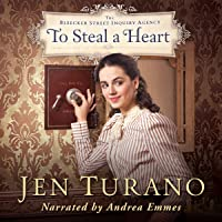 To Steal a Heart (The Bleeker Street Inquiry Agency, #1)