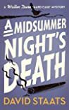 A Midsummer Night's Death (A Walter Dure 'Hard Case' Mystery Book 3)