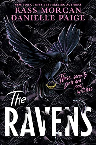 The Ravens by Kass Morgan
