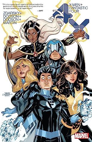 X-Men/Fantastic Four by Chip Zdarsky