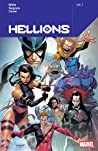 Hellions by Zeb Wells, Vol. 1