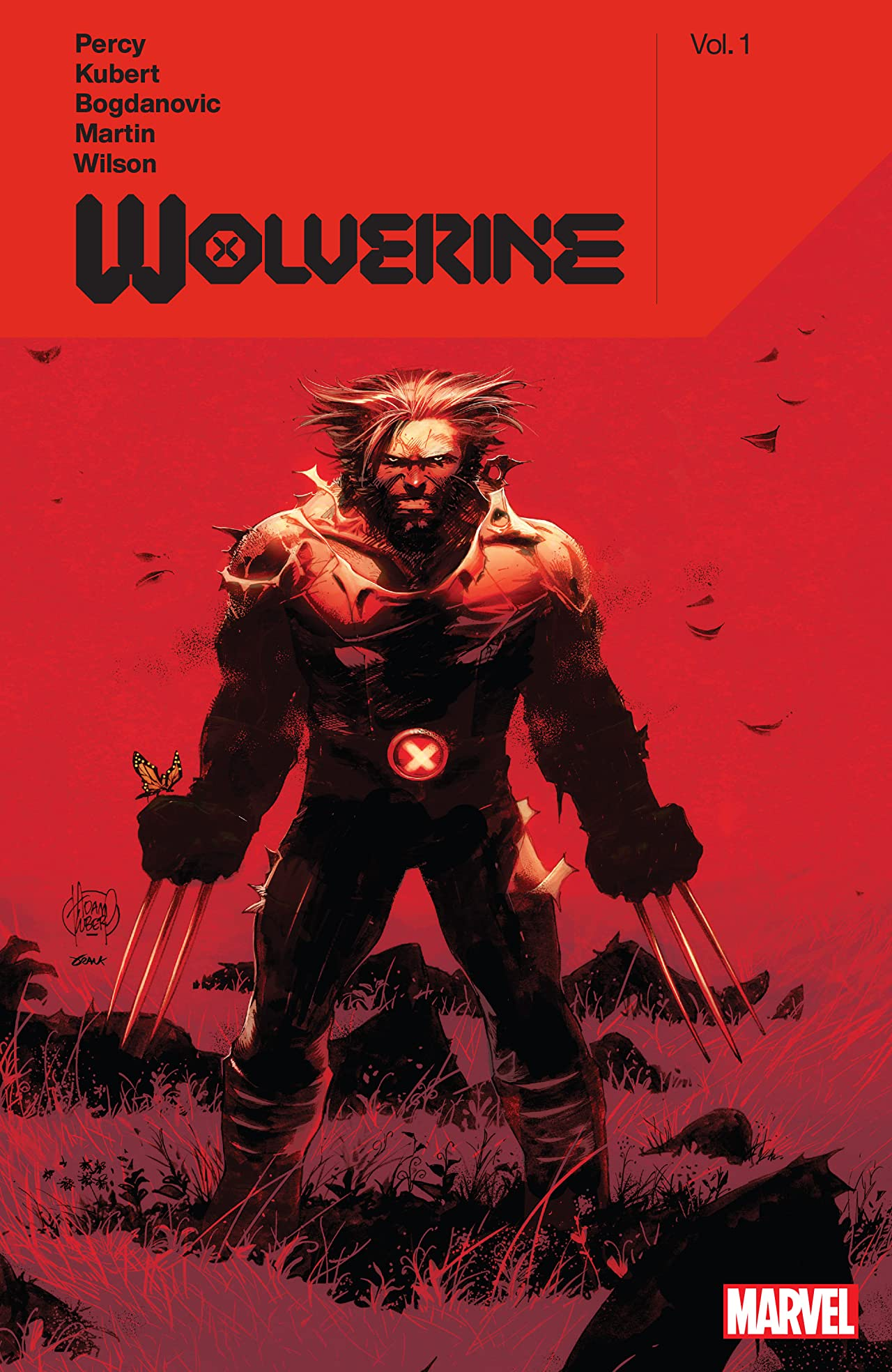 Wolverine by Benjamin Percy, Vol. 1