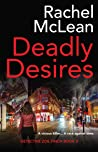 Deadly Desires (Detective Zoe Finch, #3)