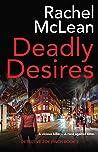 Deadly Desires (Detective Zoe Finch, #3)