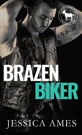 Brazen Biker (Cocky Hero Club)