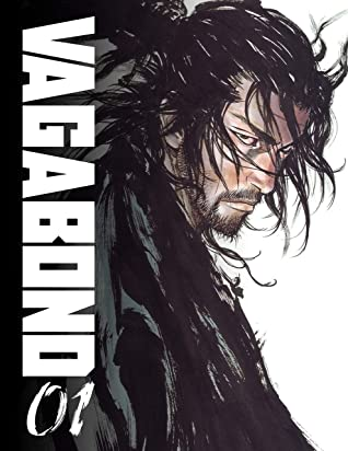 Vagabond: manga books Box Set Omnibus Vol 1 full | For Epic, Historical Fiction, Martial Arts FAN