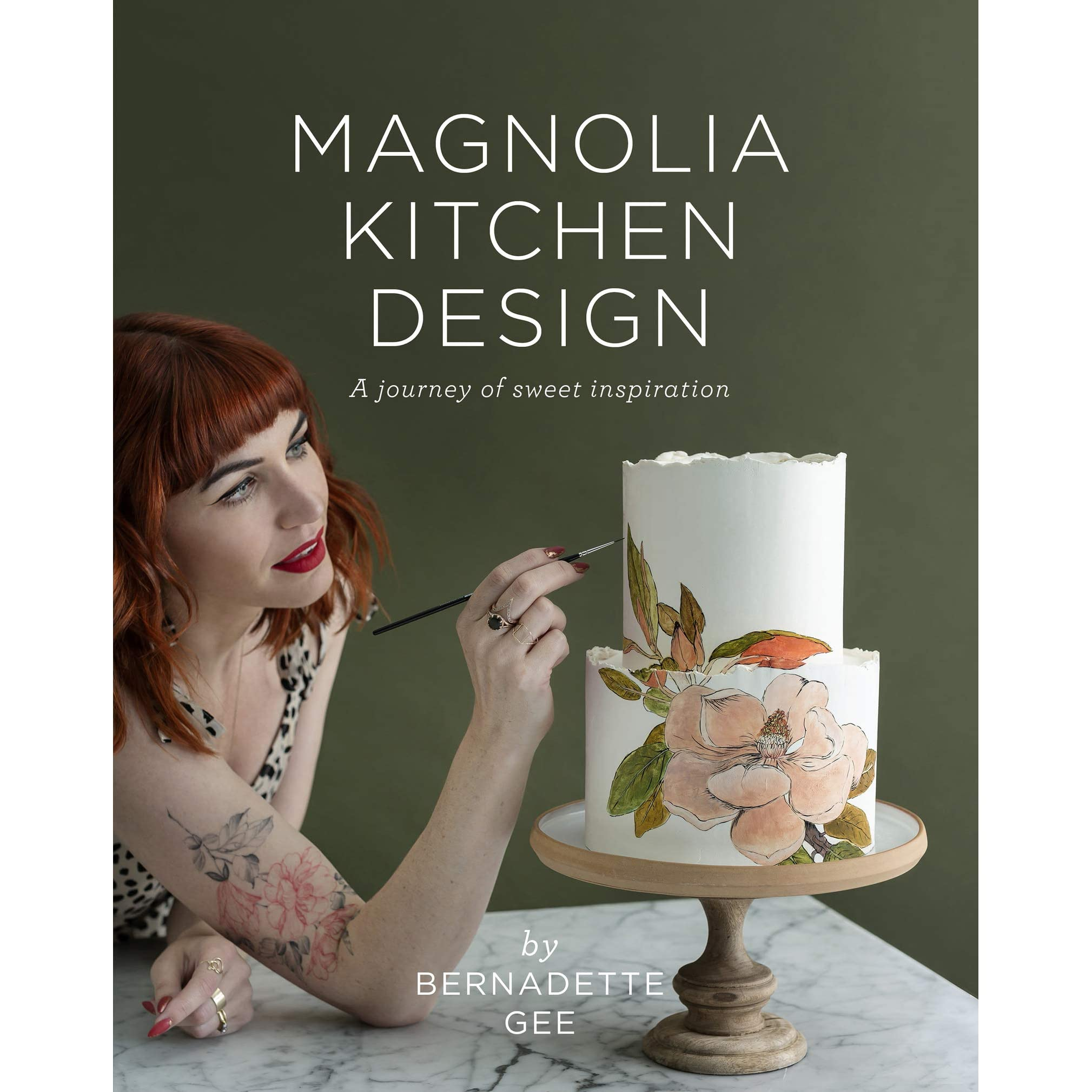 Magnolia Kitchen Design: A Journey of Sweet Inspiration by