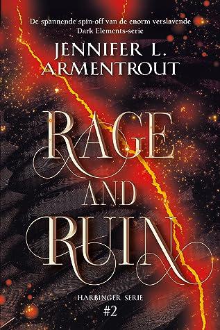 Rage and Ruin van Jennifer L. Armentrout tilt het YA genre naar een hoger niveau