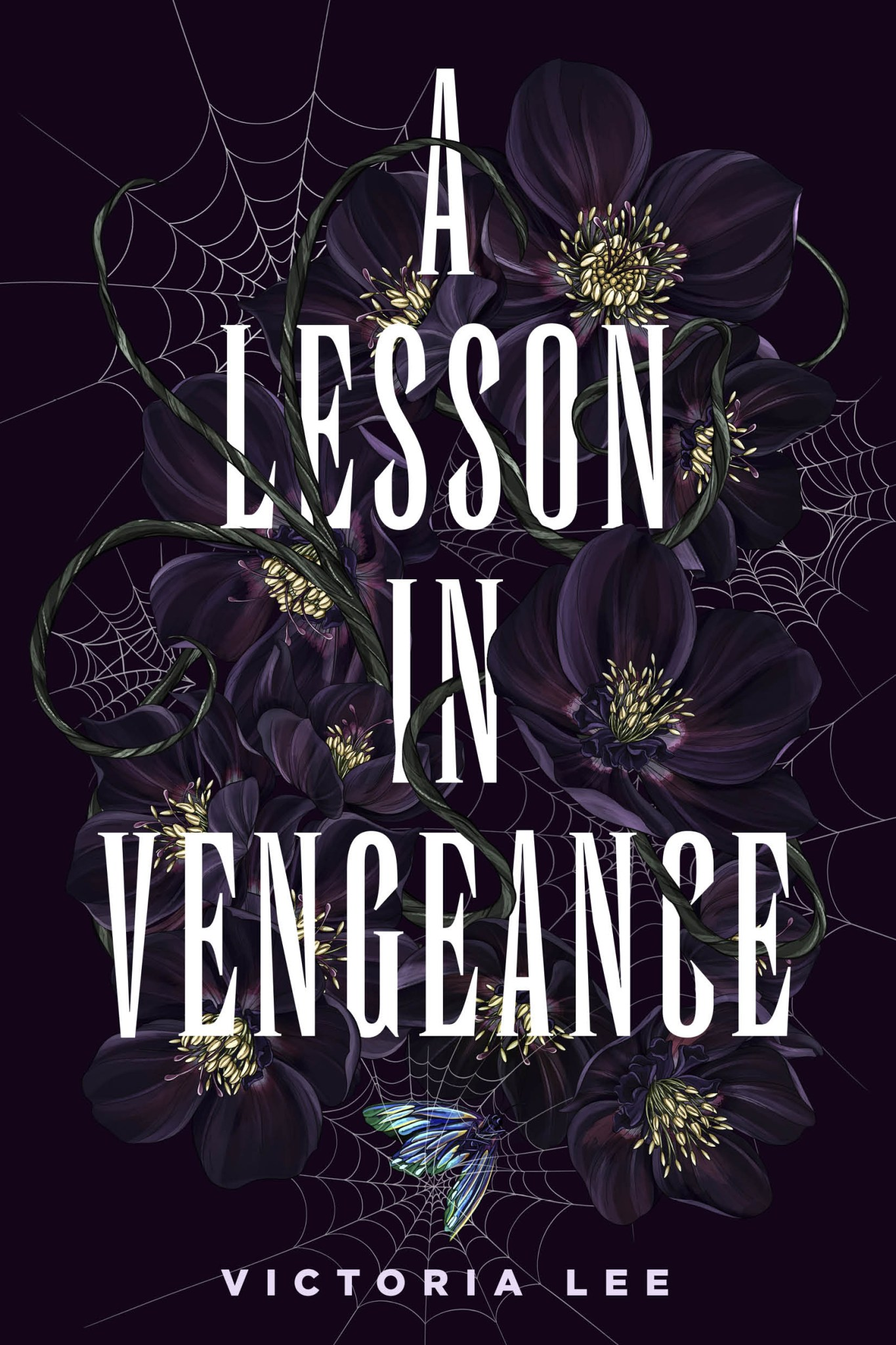 A Lesson in Vengeance book cover
