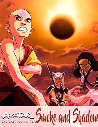 Avatar: The Last Airbender Smoke and Shadow Nickelodeon Avatar American animated fantasy action-adventure television series comic