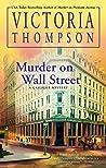 Murder on Wall Street (Gaslight Mystery, #24) - Victoria Thompson