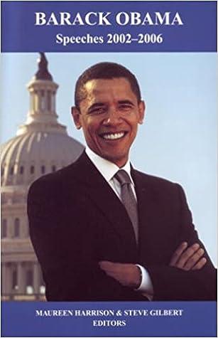 Barack Obama: Speeches 2002-2006