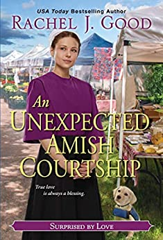 An Unexpected Amish Courtship (Surprised by Love #2)