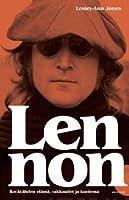 Lennon - rocktähden elämä, rakkaudet ja kuolema