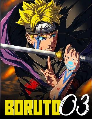 Boruto: Boruto Naruto Next Generation Book Manga Set 3 for Naruto and Boruto Manga Anime FAN