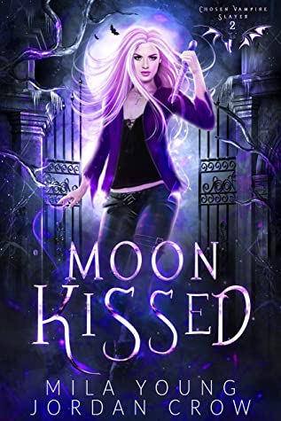Moon Kissed by Mila Young