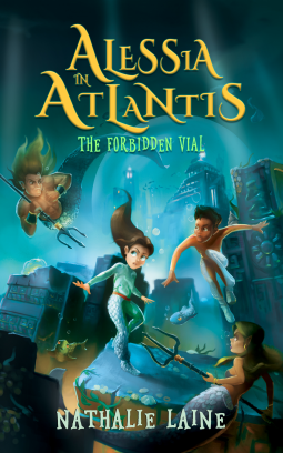 Alessia in Atlantis: The Forbidden Vial