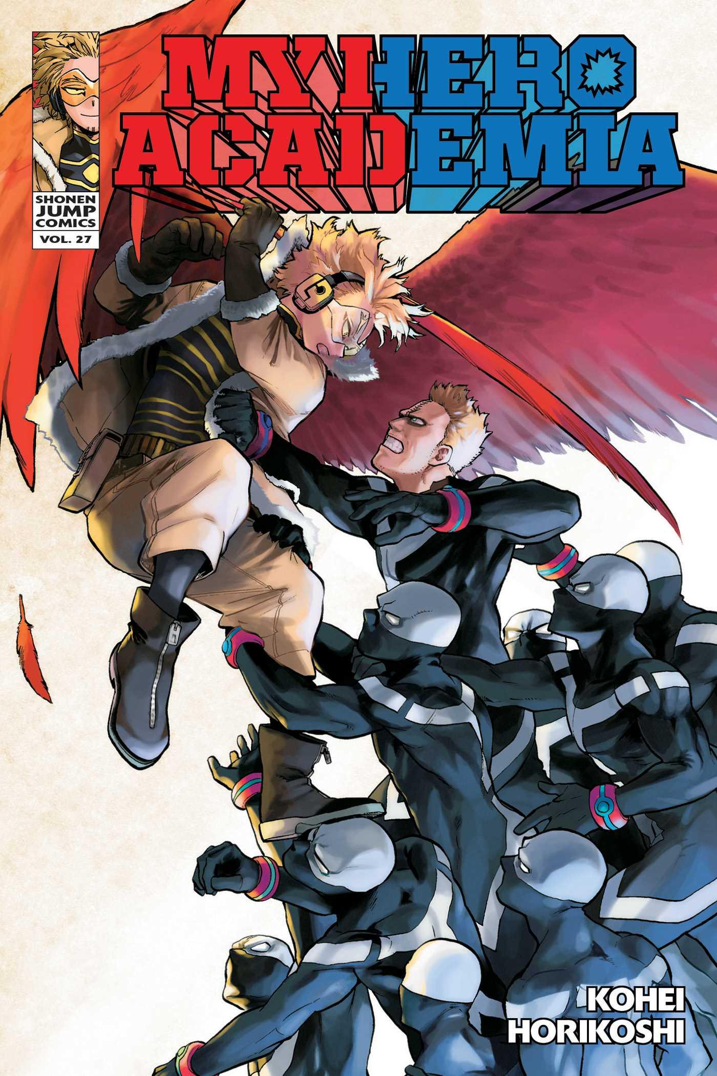My Hero Academia, Vol. 27 by Kohei Horikoshi