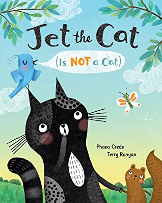Jet the Cat (Is Not a Cat)