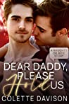 Dear Daddy, Please Hold Us (Naughty or Nice, #3)
