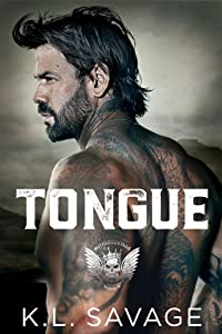 Tongue (Ruthless Kings MC, #8)