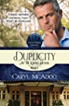 Duplicity at the Lowell House Caryl McAdoo