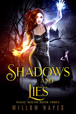 Shadows and Lies by Willow  Hayes