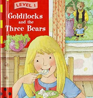Ladybird Read it Yourself Level 1 - Goldilock and the Three Bears: kids book shelves and storage