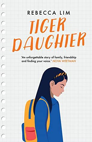 Tiger Daughter by Rebecca Lim