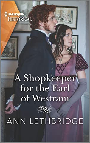 A Shopkeeper for the Earl of Westram (The Widows of Westram)