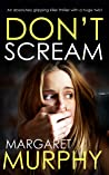 Don't Scream (Detective Jeff Rickman #3)