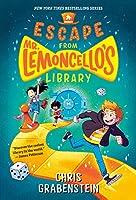 Escape from Mr. Lemoncello's Library (Mr. Lemoncello's Library, #1)