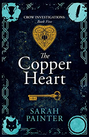 The Copper Heart (Crow Investigations #5) ebook review