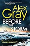 Before the Storm (DCI Lorimer, #18)