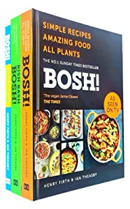 Bosh Series 3 Books Collection Set By Henry Firth, Ian Theasby