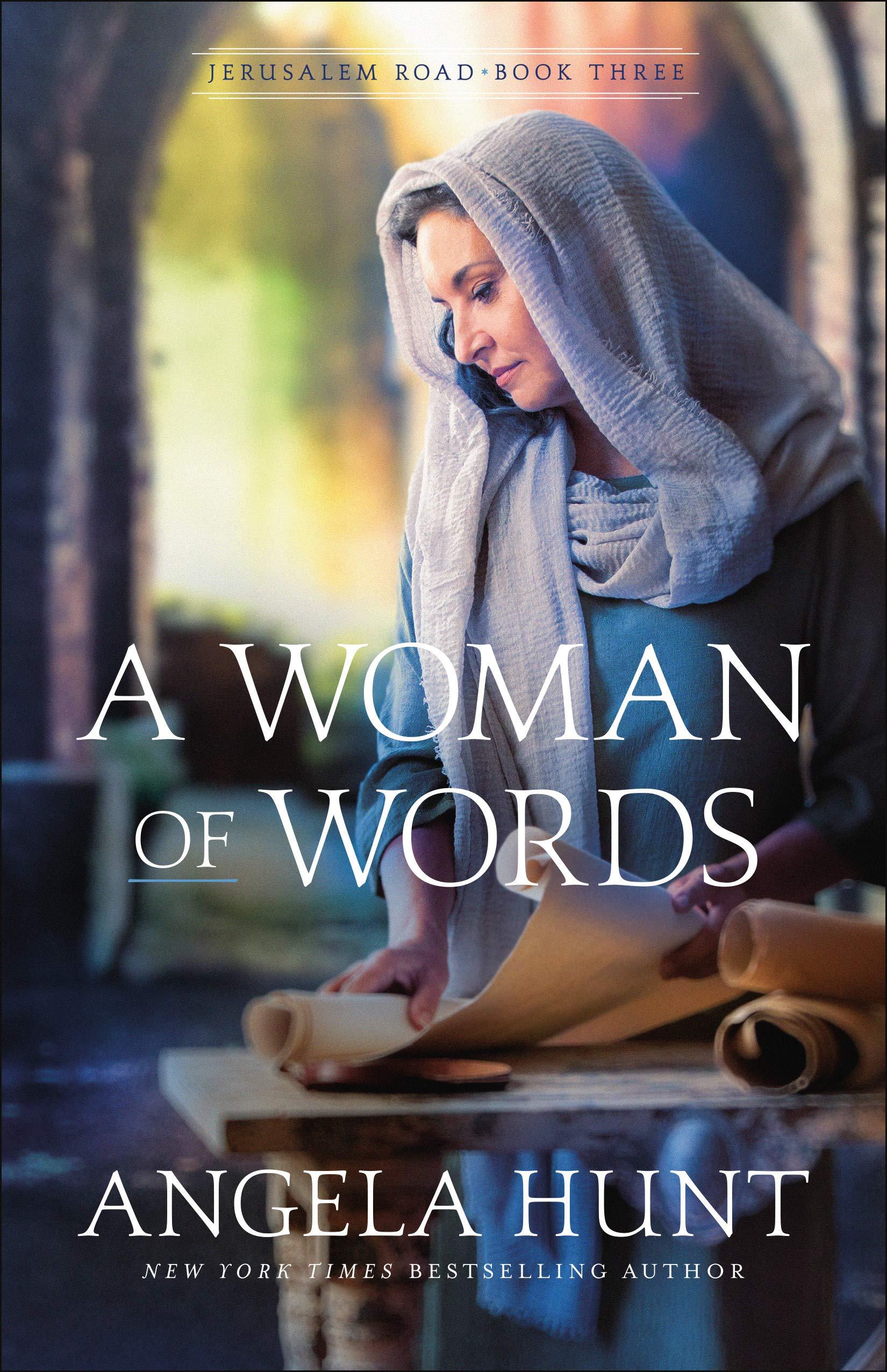 A Woman of Words (Jerusalem Road, #3)