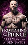 Protecting the Prince (Titan Bodyguards: Duty and Desire)