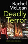 Deadly Terror (Detective Zoe Finch, #4)