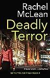 Deadly Terror (Detective Zoe Finch, #4)