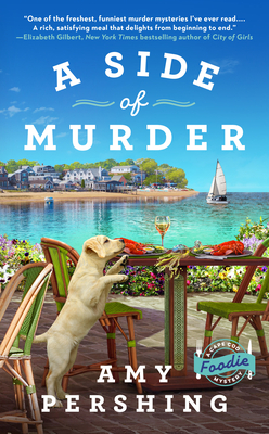 A Side of Murder (Cape Cod Foodie Mystery #1)